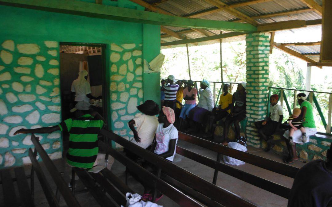 François Marland apporte son soutien financier à deux dispensaires communautaires à Haïti