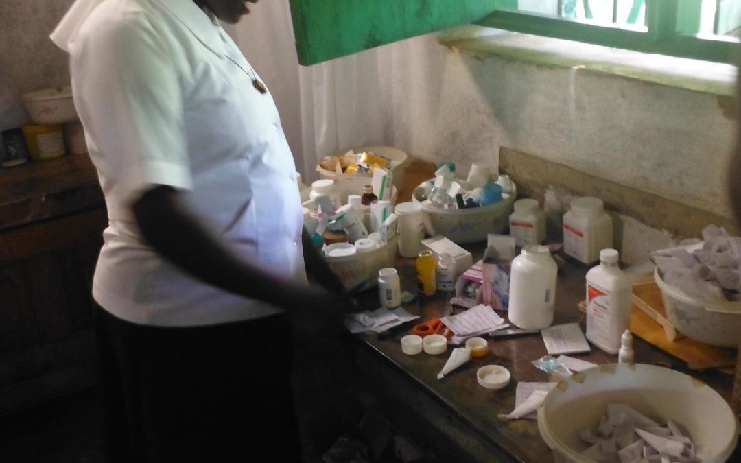 Le choléra touche encore de nombreuses personnes en Haïti